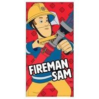Brandweerman Sam Badlaken / Strandlaken - Sneldrogend