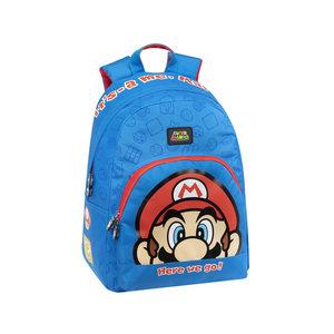 Super Mario Bros Super Mario Bros Rugzak - 41 cm