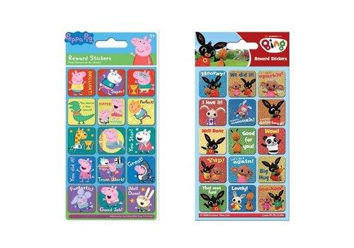 Stickers en Etiketten