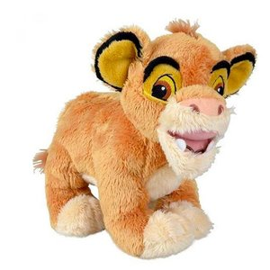 Lion King Simba pluche Knuffel 30 cm - Lion King