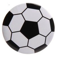 36 Voetbal Buttons