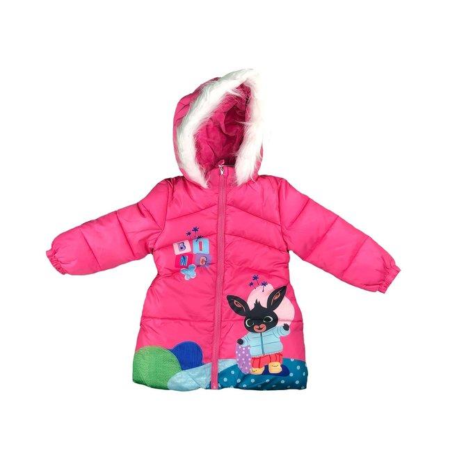 Bing Konijn Winterjas - Roze