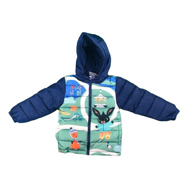 Bing Konijn Winterjas - Blauw