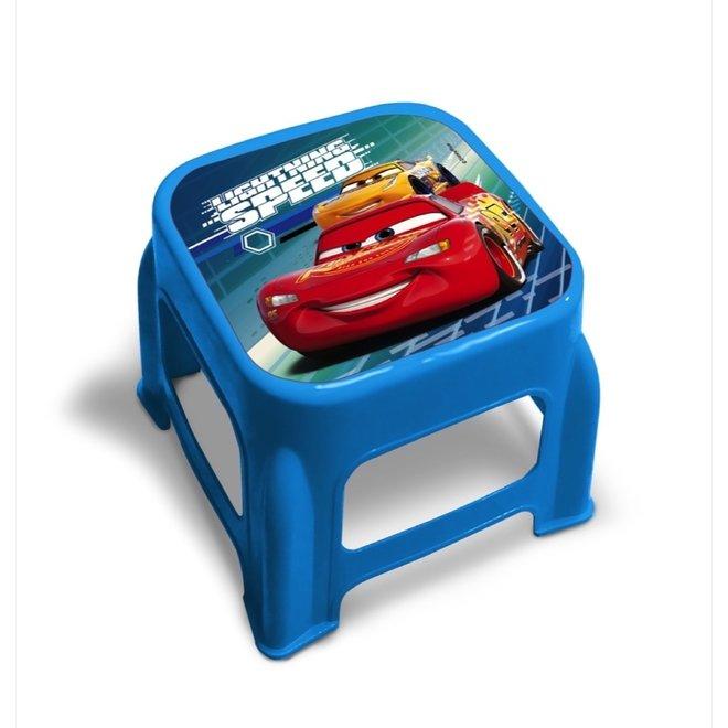 Disney Cars Opstapje / Krukje - Blauw