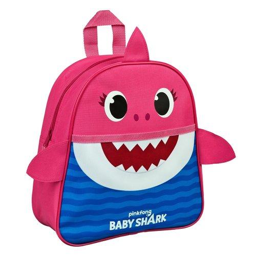 Baby Shark Baby Shark Rugzak Mama - 27 cm - Pinkfong