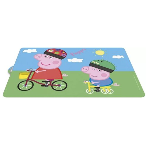 Peppa Pig Peppa Pig Placemat - George en Peppa