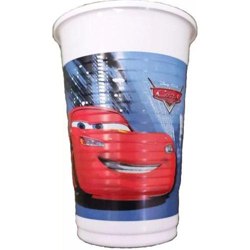 Cars Disney Cars Bekertjes - 8 stuks