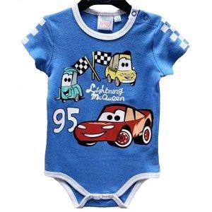 Cars Disney Cars Rompertje Korte Mouw - Disney Baby