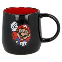 Super Mario Mok Zwart - Keramiek