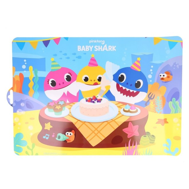 Baby Shark Placemat - Pinkfong