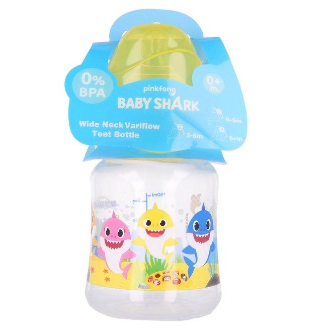 Baby Shark Babyfles 150 ml - Pinkfong