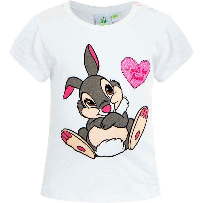 Bambi Stampertje Baby T-Shirt - Disney