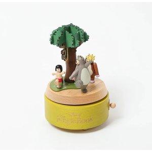 Disney Classics Disney Jungle Book Muziekdoosje - Wooderful Life