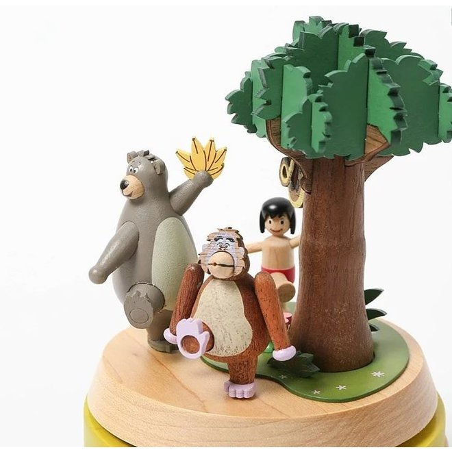 Disney Jungle Book Muziekdoosje - Wooderful Life