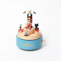 Disney Pinokkio Muziekdoosje - Wooderful Life