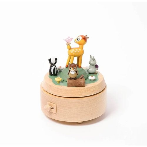 Bambi Bambi Disney Muziekdoosje - Wooderful Life