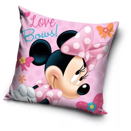 Minnie Mouse Minnie Mouse Kussen - Love Bows