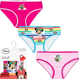Minnie Mouse Minnie Mouse Onderbroeken (set van 3)