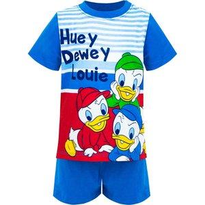 Donald Duck Donald Duck Shortama Kwik, Kwek, Kwak - Licht Blauw