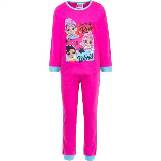 LOL Surprise Pyjama Blauwe Bies - Run the World