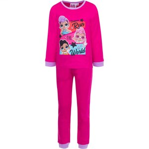 LOL Surprise LOL Surprise Pyjama Lila Bies - Run the World