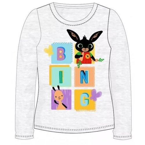 Bing Konijn Bing Konijn Longsleeve Shirt - Grijs