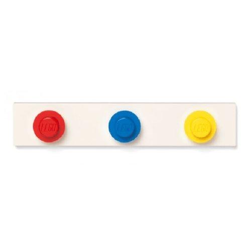 Lego Movie Lego Kapstok - Rood, Blauw, Geel