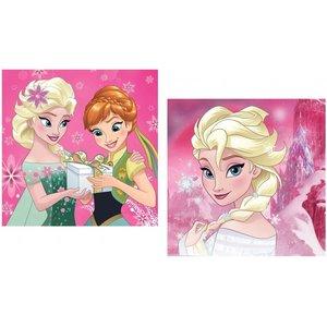 Frozen Disney Frozen Kussenhoesje - Anna en Elsa