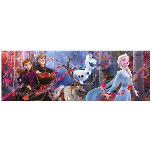 Frozen Disney Frozen Puzzel Panorama - 1000 stukjes - Clementoni