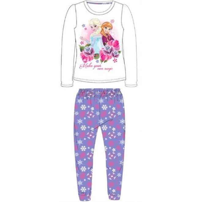 Disney Frozen Pyjama Snowflakes - Paars