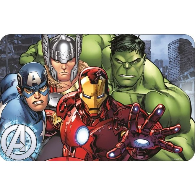 Avengers Placemat - Marvel