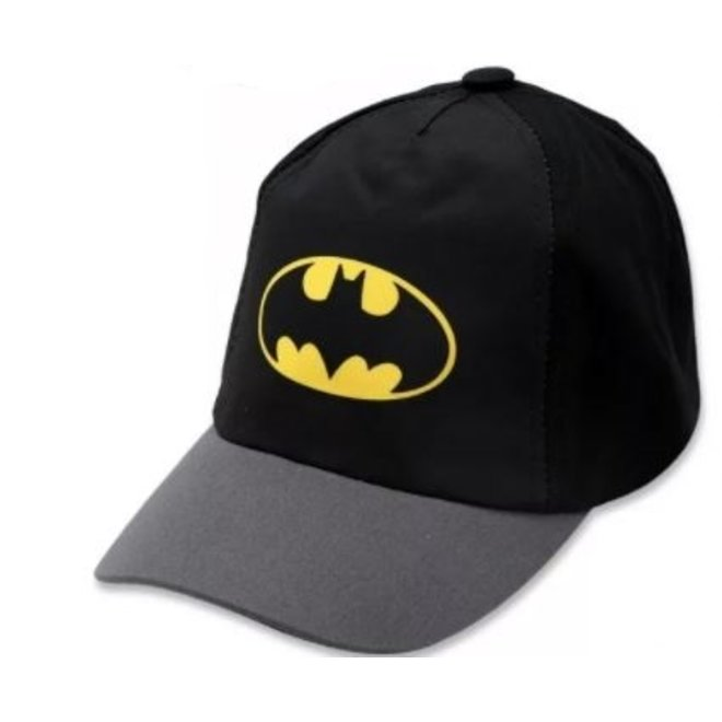 Batman Baseball Cap - Zwart