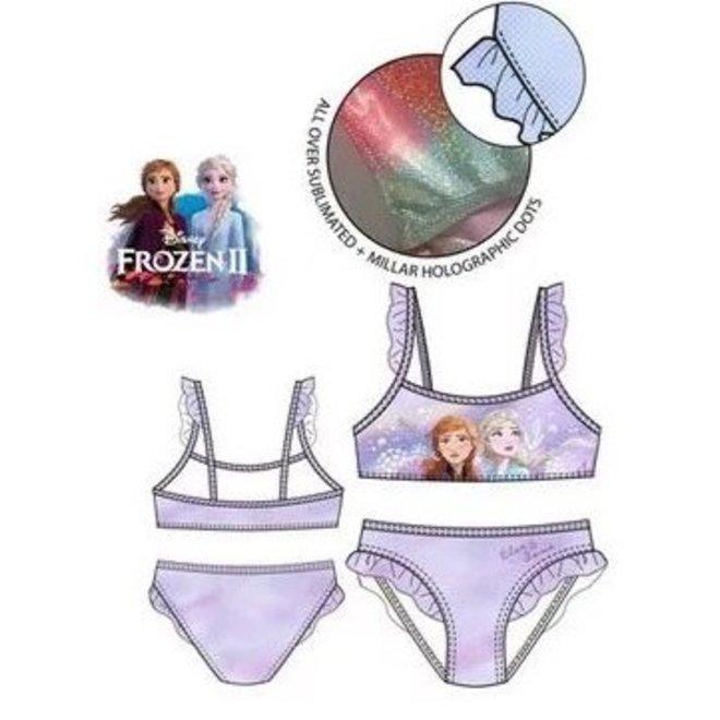 Disney Frozen Bikini B - Lila