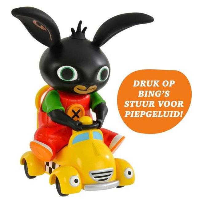 Bing Konijn Taxi met Geluid