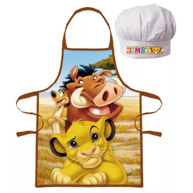 Lion King Keukenschort - Kokskleding Disney