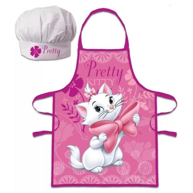 Marie Cat Keukenschort - Kokskleding Disney
