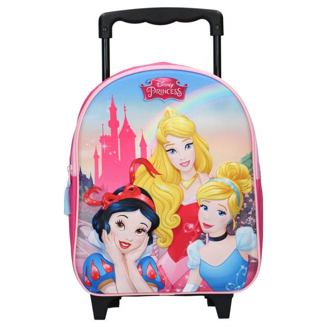 Disney Princess 3D Trolley Rugzak - Castle