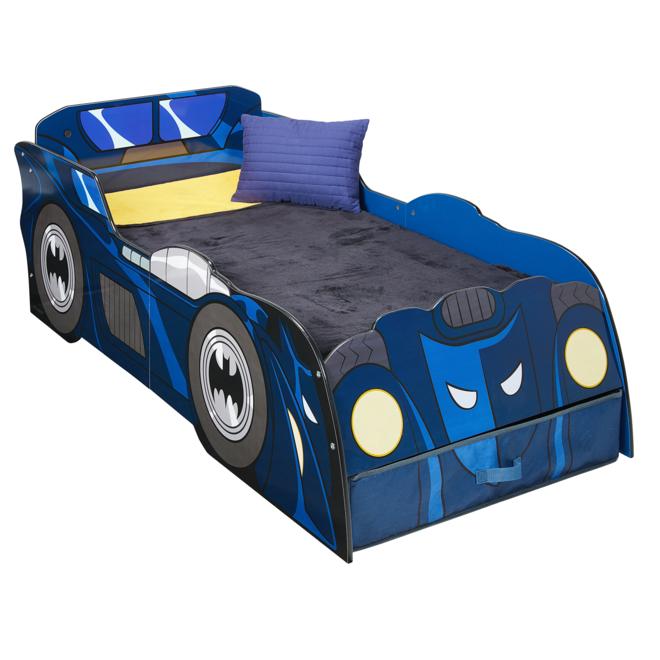 Batman Autobed met Led verlichting - Batmobiel
