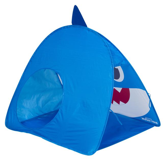 Baby Shark Speeltent met Tunnel - Pinkfong