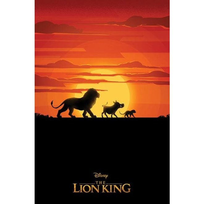 Lion King - Maxi Poster - Disney