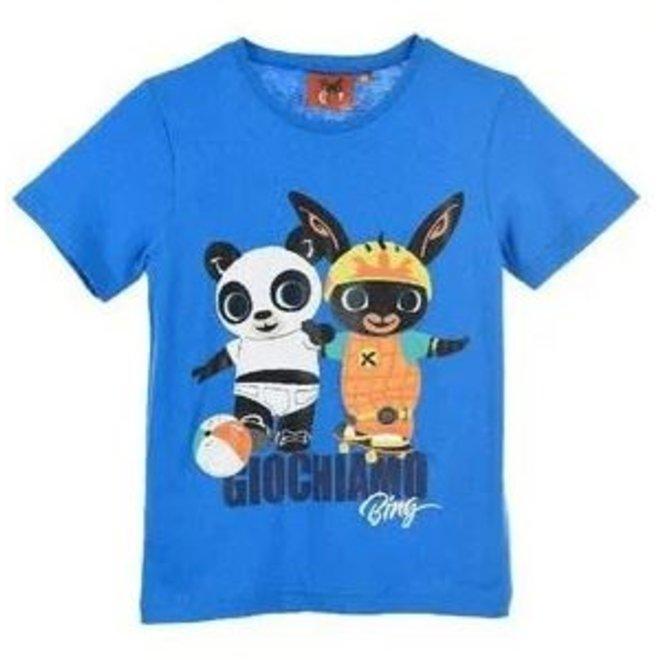 Bing Konijn T-shirt - Blauw