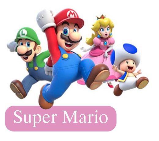 Super Mario & Sonic