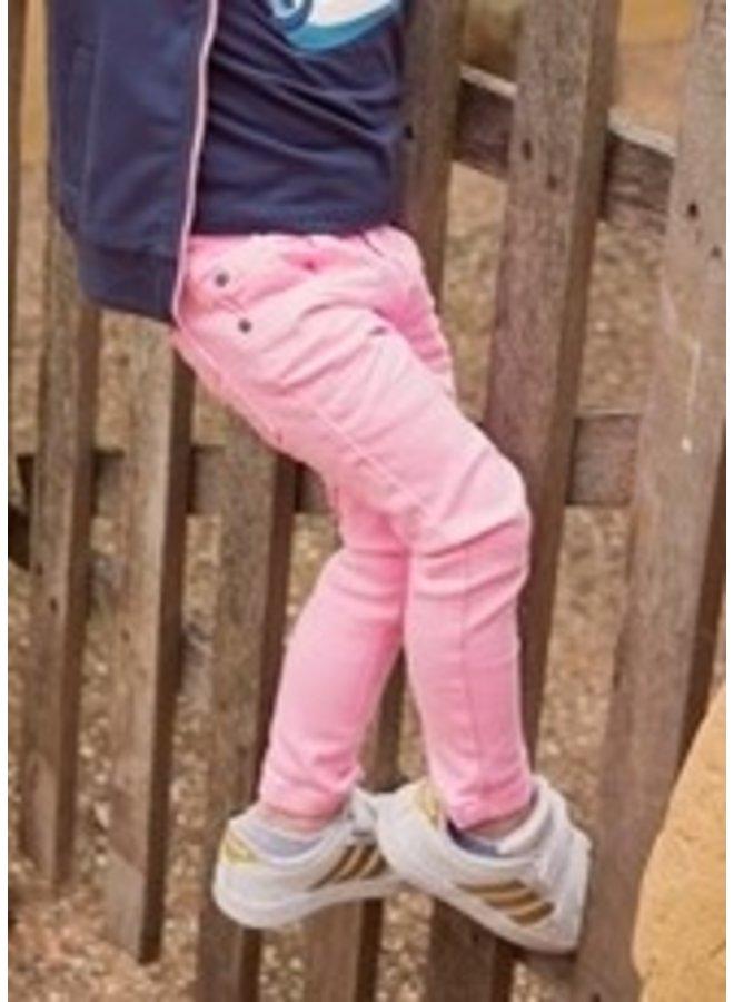 Jeans Broek Pink