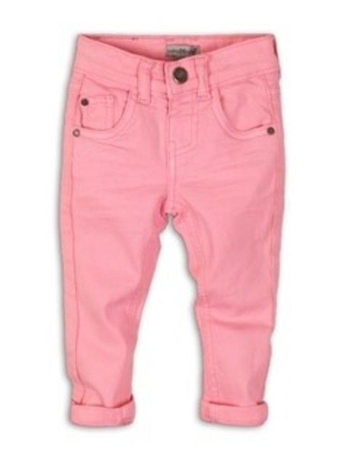 Jeans Broekje Pink