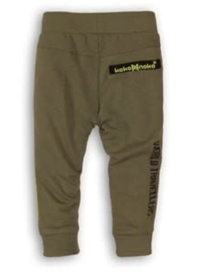 Joggingbroek Army Green