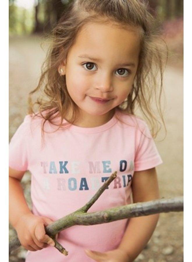 Baby Shirtje Pink