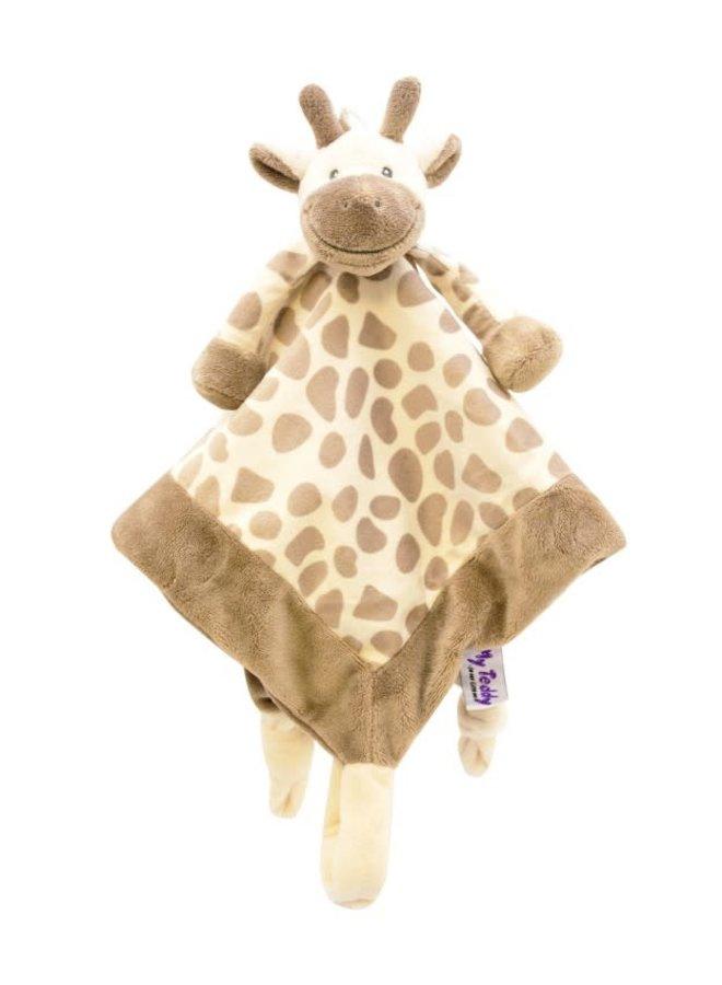 Knuffeldoek Giraffe