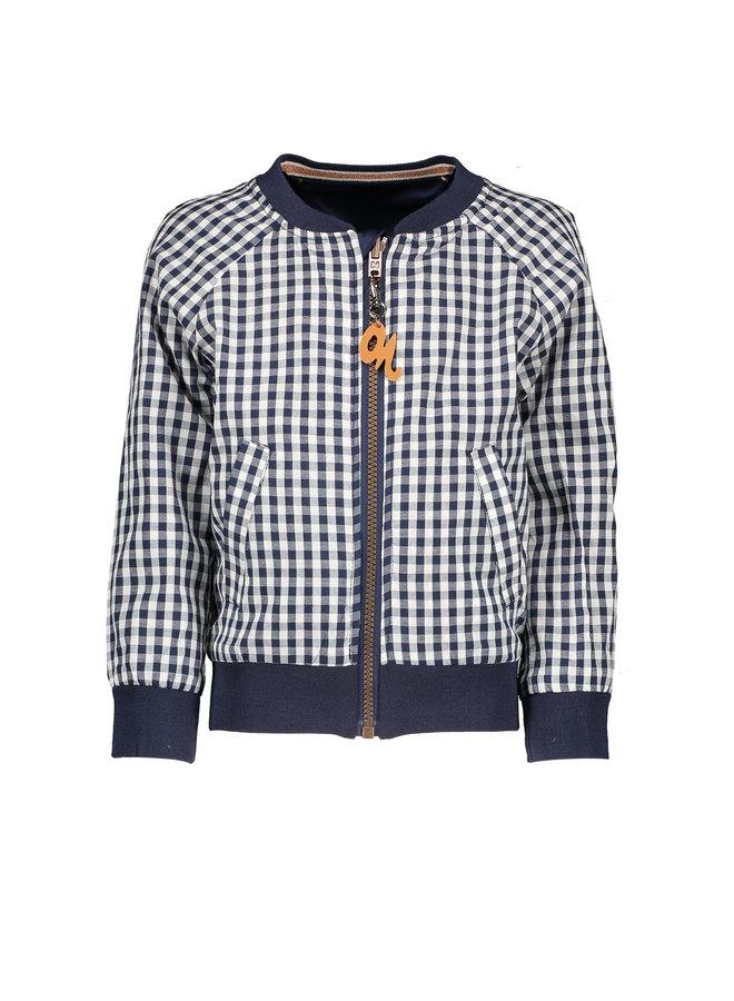 DonnaB reversible jacket Navy Blazer