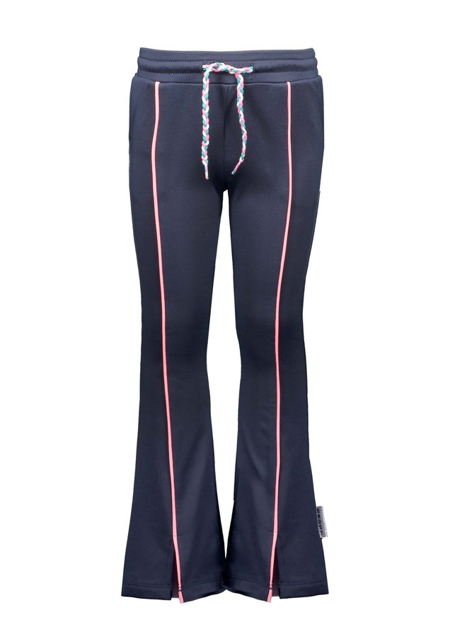 Flared Pants Oxford Blue