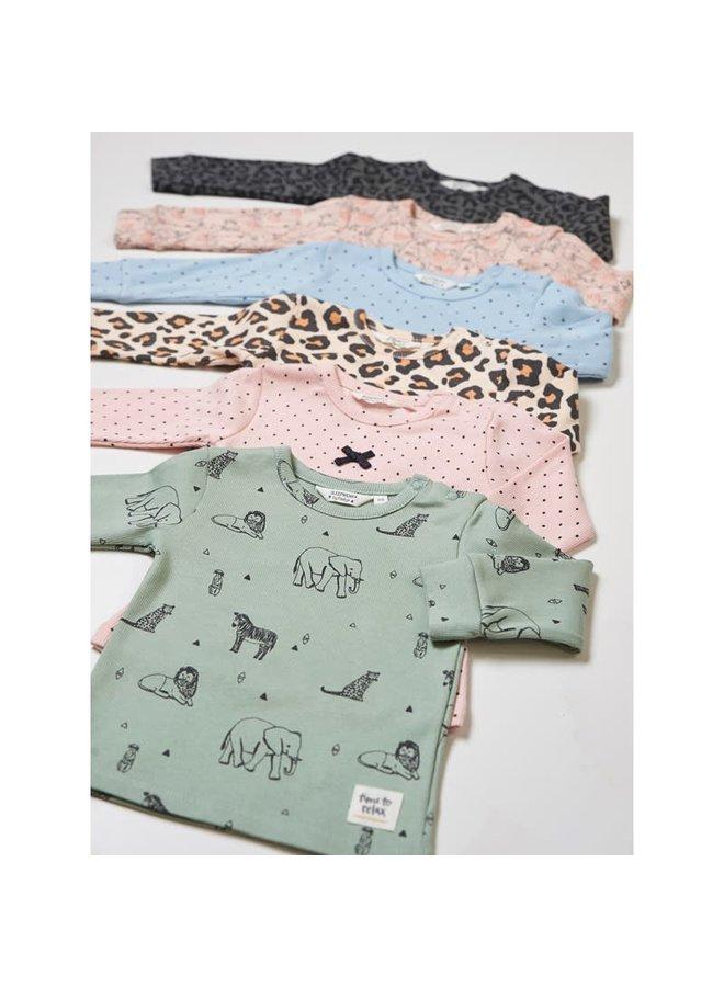 Dots Doreen Pyjama Roze